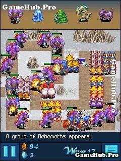 Tải Game Crystal Defenders Chiến Thuật - Thủ Thành Java