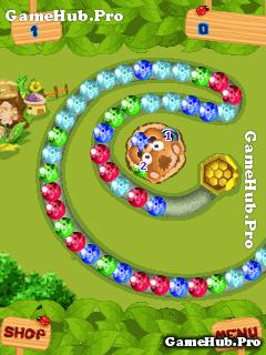 Tải Game Gấu Giữ Mật - Tiêu Diệt Kiến Crack Cho Java