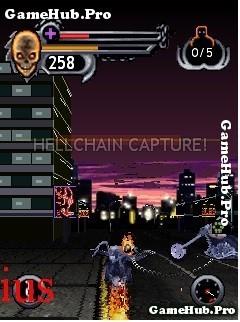 Tải Game Ghost Rider - Ma Tốc Độ Đua Xe Kinh Dị