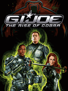 Tải Game G.I. JOE The Rise Of Cobra Bắn Súng Java