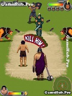 Tải Game Gladiator Kricket Đấu Sĩ La Mã Cho Java