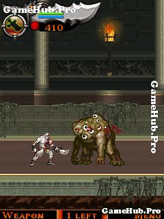Tải Game God Of War Hành Động Chiến Tranh Cho Java