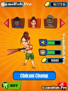 Tải Game Hitout Heroes - Bóng Chày Đường Phố Cho Java