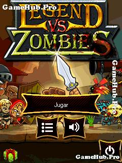 Tải Game Legend Vs Zombies - Thủ Thành Cho Java