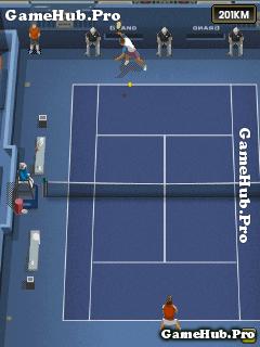 Tải Game Pro Tennis 2014 Cho Java Đánh Tennis
