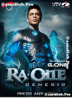 Tải Game Ra One Genesis - G-One Siêu Anh Hùng Crack Java