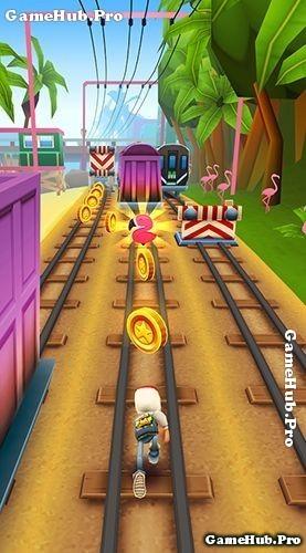 Tải Game Subway Surfers Apk Chạy Đường Tàu Android