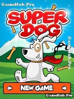 Tải Game Super Dog - Cún Con Dũng Cảm Crack Cho Java