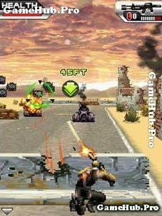 Tải Game Terminator Salvation - Kẻ Hủy Diệt Crack Java