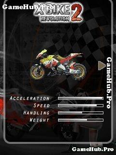 Tải Game X-Bike 2 Revolution Cho Java miễn phí