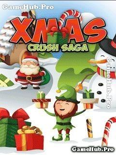 Tải Game XMAS Crush Saga Xếp Hình Tựa Kim Cương Crack