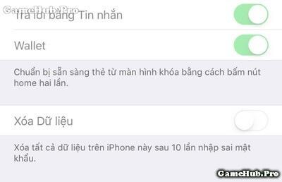7 cách bảo mật tốt nhất cho điện thoại iPhone, iPad