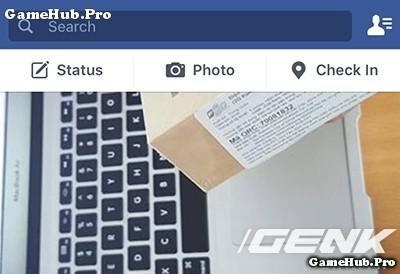 Hướng dẫn cách đăng Status Facebook bằng Sticker dễ dàng