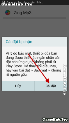 Hướng dẫn cài đặt file apk cho điện thoại Android dễ dàng