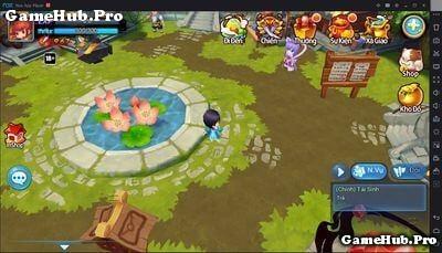 Hướng dẫn chơi giả lập game Thiên Hạ Garena trên PC