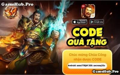 3Q 360mobi: Chia sẻ 100 Giftcode VIP Củ Hành Mobile