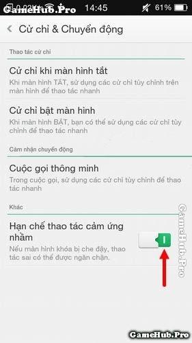 Hướng dẫn khắc phục lỗi điện thoại Oppo bị loạn cảm ứng