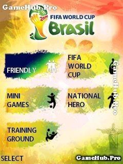 Tải game 2014 FIFA World Cup Brazil - Đá bóng cho Java