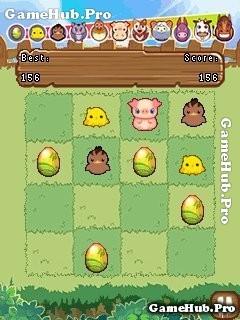 Tải game 2048 Farm - Trí tuệ cực khó mới lạ cho Java