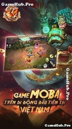 Tải game 3Q 360Mobi - Củ Hành Mobile cho Android và IOS