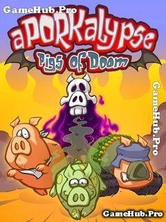 Tải game Aporkalypse - Pigs of Doom Lợn Việt Hóa Java