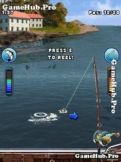 Tải game Bass Fishing Mania 3 - Câu cá mùa Hè cho Java