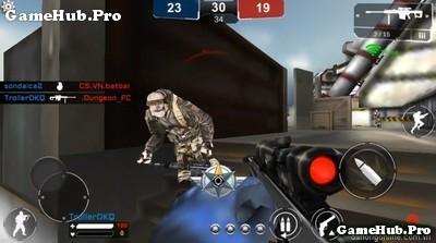 Tải game Biệt Kích Mobile - Bắn Súng FPS Tựa CF Mobile