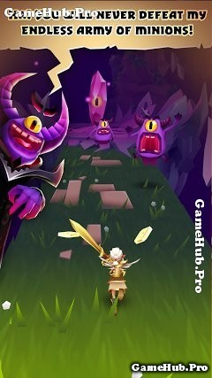 Tải game Blades of Brim - Anh Hùng Brim cho Android