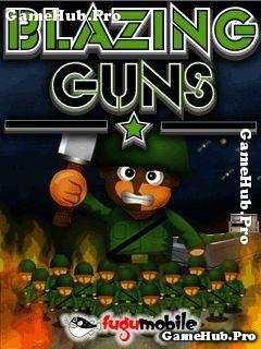 Tải game Blazing Guns - Bắn súng cố thủ hay cho Java