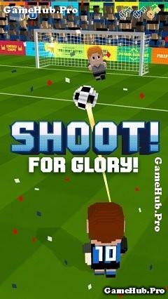 Tải game Blocky Soccer - Đá bóng kiểu mới cho Android
