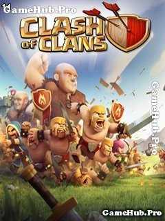 Tải game Clash of Clans Mobile - Chiến thuật cho Java