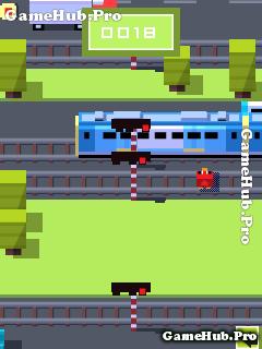 Tải game Cross The Road - Động vật qua đường cho Java