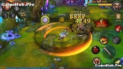 Tải game Đại Thánh Phục Yêu - gMO Tây Du Ký Android IOS