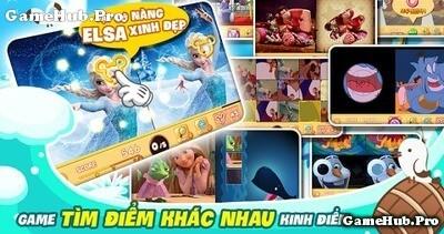 Tải game Disney Catch Catch - Thế giới Hoạt Hình Mobile