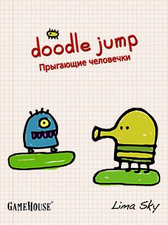 Tải game Doodle Jump - Nhảy lên cao, vui nhộn cho Java