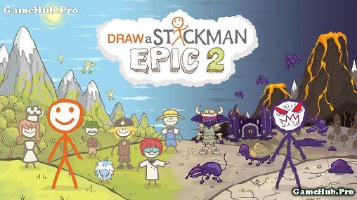 Tải game Draw a Stickman 2 Epic 2 cho Android miễn phí