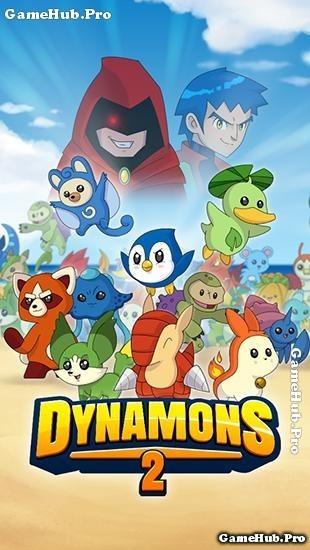 Tải game Dynamons 2 - Nhập vai tuyệt vời cho Android