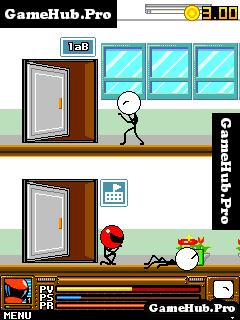 Tải game Flying Stick Fighter - Người Que Hành Động Java