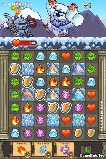 Tải game Good Knight Story - Trí tuệ đối kháng Android