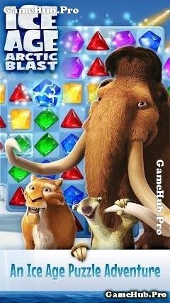 Tải game Ice Age Arctic Blast - Kim Cương cho Android