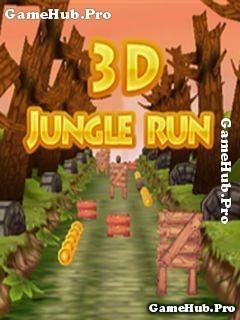 Tải game Jungle Run 3D - Chạy đi cô gái cho Java