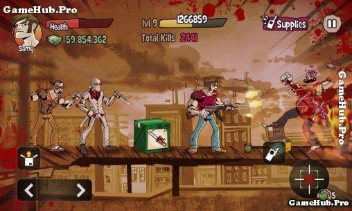 Tải game Just Shout - Bắn súng báo thù cho vợ Android