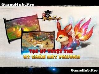 Tải game Kiếm Khách Truyện - Tuyệt phẩm RPG hay nhất 2016