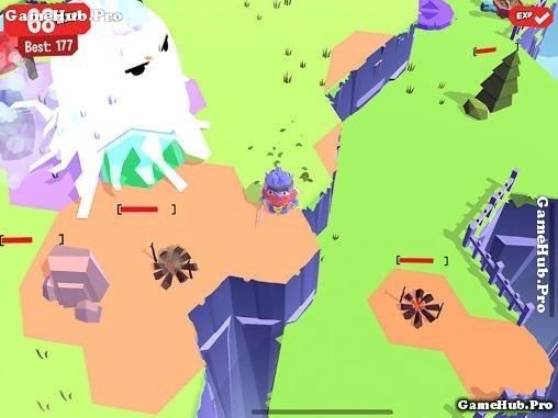Tải game Land Sliders - Phiêu lưu giải trí cho Android