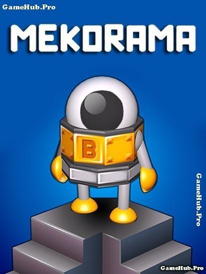 Tải game Mekorama - Trí tuệ qua màn cho Android apk