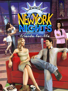 Tải game New York Nights 2 - Friends for Life cho Java