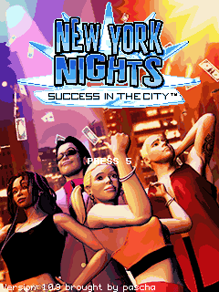 Tải game New York Nights - Success in The City cho Java