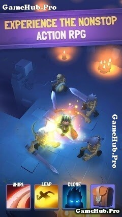 Tải game Nonstop Knight - Nhập vai 3D cho Android apk