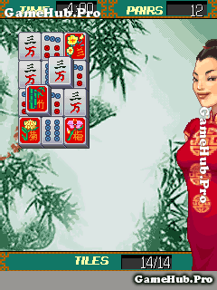 Tải game Platinum Mahjong - Chơi Mạt Chược cho Java