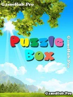 Tải game Puzzle Box - Hình khối hộp trí tuệ cho Java